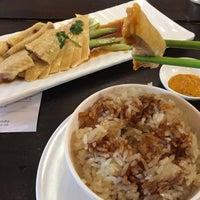 11/2/2017にSimplicious C.がFive Star Hainanese Chicken Riceで撮った写真
