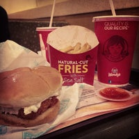Photo taken at Wendy's by Max M. on 7/12/2013