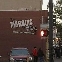 Снимок сделан в Marquis Theatre пользователем Daniel S. 10/13/2012
