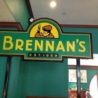Photo taken at Brennan's Restaurant & Bar by Margie M. on 4/13/2013
