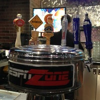 Photo taken at ESPN Zone by Colin B. on 2/10/2013