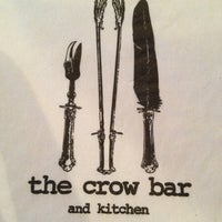 Photo taken at The Crow Bar and Kitchen by Colin B. on 12/30/2012