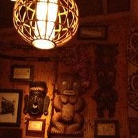 Photo taken at Trader Sam's Enchanted Tiki Bar by Colin B. on 4/12/2013