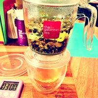 Photo taken at The Gourmet Tea by Regina K. on 8/16/2013