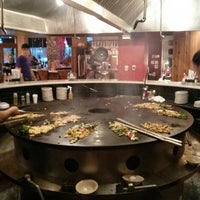 Photo taken at bd's Mongolian Grill by Pinak D. on 5/25/2013