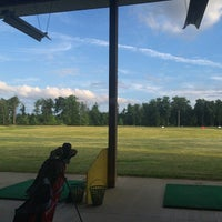 Photo taken at Airport Greens Golf Course by Chris M. on 6/12/2014