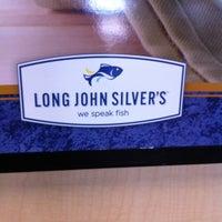 Photo taken at Long John Silver's by Bryan S. on 12/23/2012