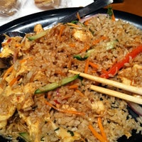Photo taken at Pei Wei by Amy P. on 12/28/2012