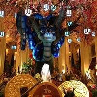 1/30/2013 tarihinde Jessica C.ziyaretçi tarafından The Palazzo Resort Hotel & Casino'de çekilen fotoğraf