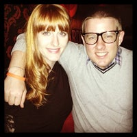Photo taken at Skky Bar by Jim M. on 2/17/2013