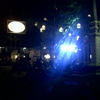 Photo taken at Angkring Solo by Felix W. on 10/4/2014