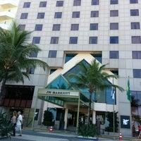 Foto tirada no(a) JW Marriott Hotel Rio de Janeiro por David M. em 2/24/2013