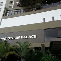 Photo taken at Rio Othon Palace by David M. on 3/14/2013
