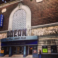 Photo taken at Odeon by David John S. on 10/12/2013