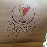 Foto tirada no(a) Degustar por Patricia B. em 12/16/2013