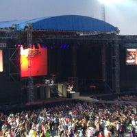 Foto diambil di İTÜ Stadyumu oleh Fusun . pada 5/2/2013