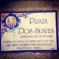 Photo taken at Praza dos Suaves by Felix C. on 12/26/2012