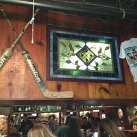Photo taken at Spanky's Pizza Gallery & Saloon by Sandra D. on 1/20/2013