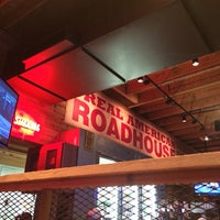 Photo taken at Logan's Roadhouse by Sandra D. on 3/22/2014