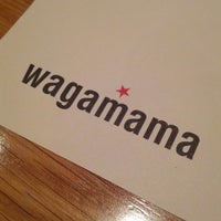Photo taken at wagamama by Manoel L. on 3/16/2013