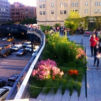 Photo prise au High Line par its Golda le6/20/2013