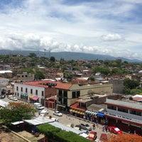 Photo taken at Parroquia Santo Domingo De Guzmán by Ricardo Y. on 6/1/2013
