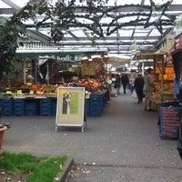 Photo taken at Markt am Carlsplatz by TJ D. on 11/19/2013