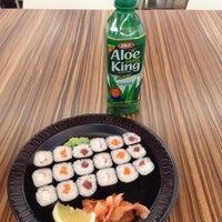 Photo taken at Sushi Roll by Lenka Eni K. on 1/14/2014