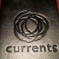 Photo taken at Currents Restaurant Tarpon Springs by John O. on 9/14/2013
