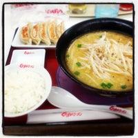 Photo taken at Kurumaya Ramen by のん on 12/17/2012