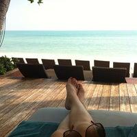 Photo taken at Buri Rasa Village Resort by kaoling on 12/29/2012