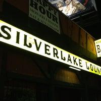 Photo taken at Silverlake Lounge by Ryan W. on 1/11/2013