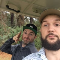 Photo taken at Brazell's Creek Golf Course by Dustin D. on 12/23/2015