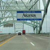 Photo taken at Arkansas by Edward M. on 7/6/2013
