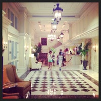 Photo taken at Astor Crowne Plaza - New Orleans French Quarter by Edward M. on 8/6/2013