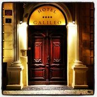 Photo taken at Hotel Galileo Prague by Ryan C. on 9/23/2013