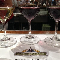 Photo taken at Ferry Plaza Wine Merchant by David S. on 1/23/2014