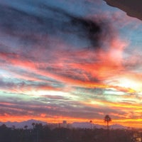 Photo taken at Embassy Suites by Hilton Phoenix Airport by Roger B. on 1/26/2015
