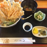 Photo taken at 天丼屋 平右衛門 by だい お. on 3/26/2015