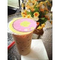 Photo taken at Clover Café by pan L. on 8/25/2013