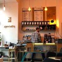 Photo taken at K. LIEBLINGs Café / Coffee Profilers by Lukas on 3/21/2018