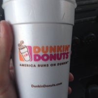 Photo taken at Dunkin' Donuts by Tim on 10/4/2013