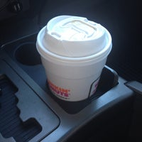 Photo taken at Dunkin' Donuts by Tim on 10/11/2013