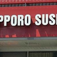 Photo taken at Sapporo Sushi by Eòsaph U. on 5/8/2016