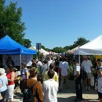 Photo taken at 32nd Street Farmer's Market by Pete C. on 6/15/2013