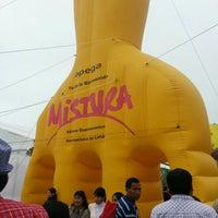 Photo taken at Mistura Perú by Pete C. on 9/6/2014