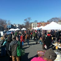 Photo taken at 32nd Street Farmer's Market by Pete C. on 3/9/2013