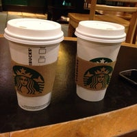 Photo taken at Starbucks by Lars T. on 10/10/2014