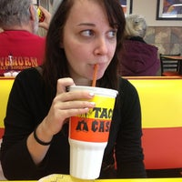 Photo taken at Taco Casa by Cameron S. on 12/19/2012