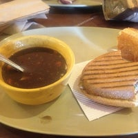 Photo taken at Panera Bread by Angie C. on 12/20/2012